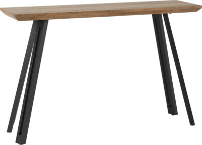 Quebec Straight Edge Console Table