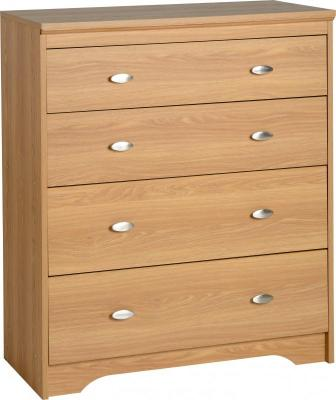 Regent 4 Drawer Chest