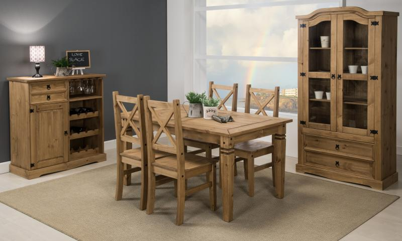 Salvador 1+4 Dining Set