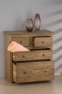 Santiago 2+2 Drawer Chest
