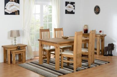 "Tortilla 4'9"" Dining Set"