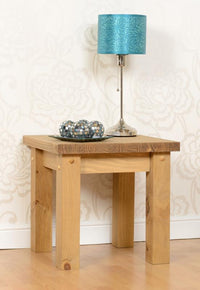 Tortilla Lamp Table