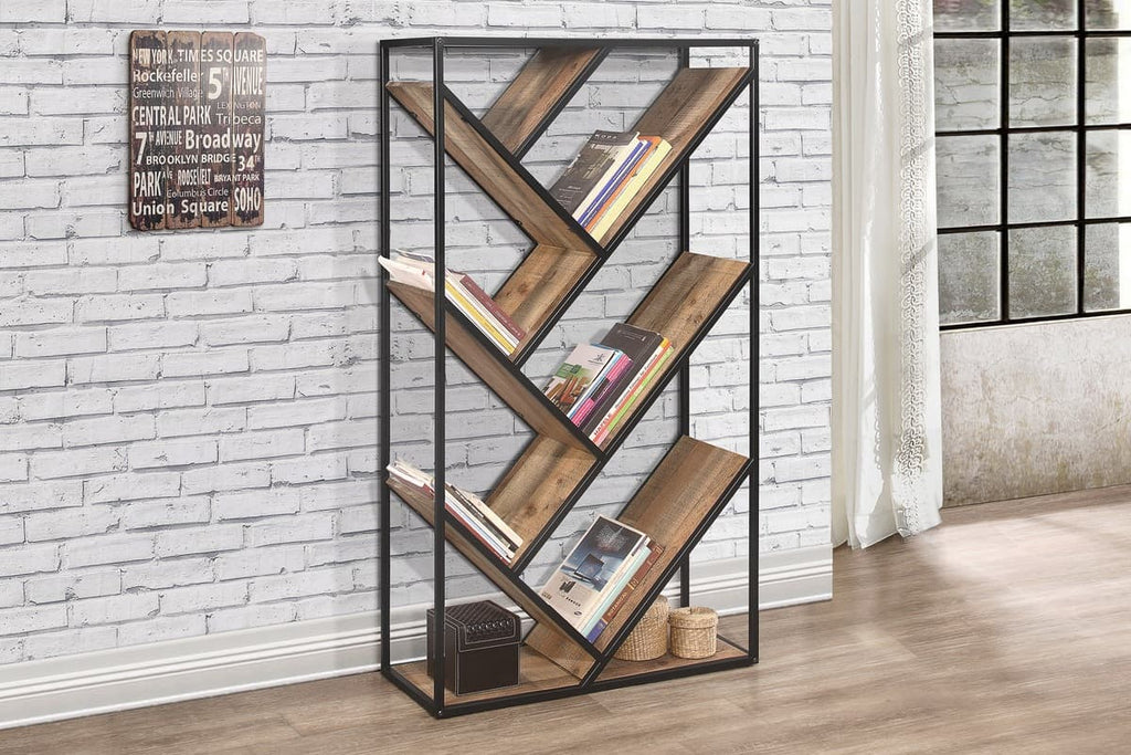 Urban Diagonal Bookcase