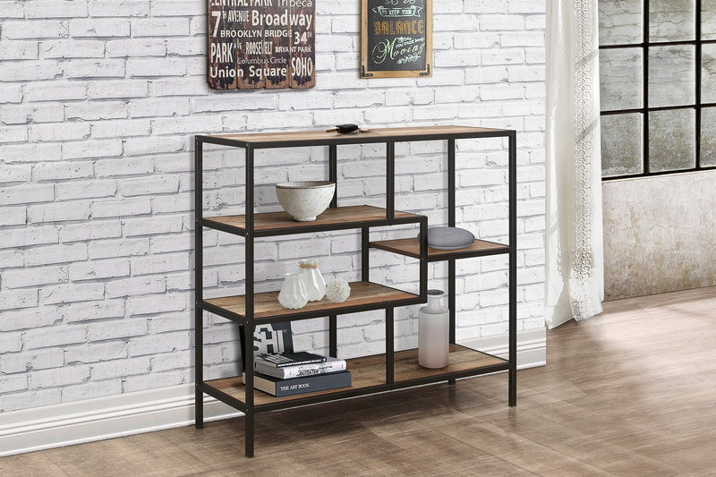 Urban Wide Shelving Unit