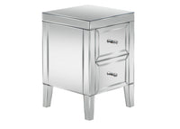 Valencia 2 Drawer Bedside