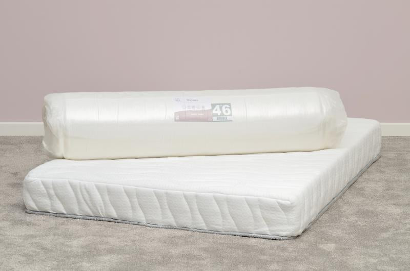 Venus Memory Cool Rolled Mattress