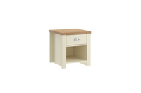 Winchester 1 Drawer Lamp Table