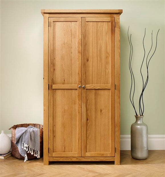 Woburn 2 Door Wardrobe