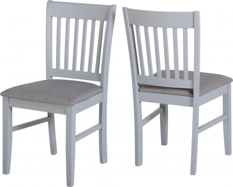 Oxford Chair (PAIR) Grey