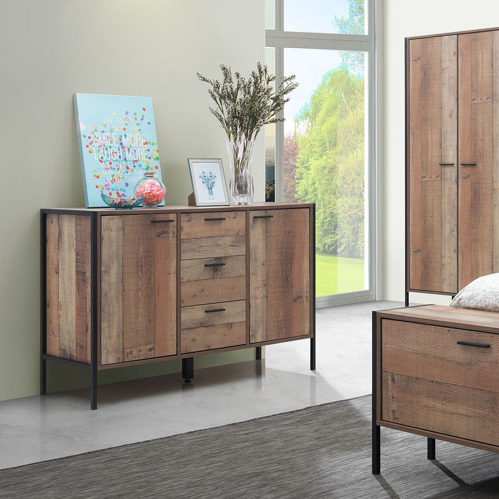 Stretton 2 Door 3 Drawer Sideboard