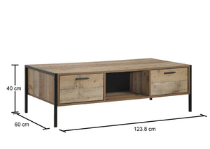 Stretton 2 Drawer Coffee Table