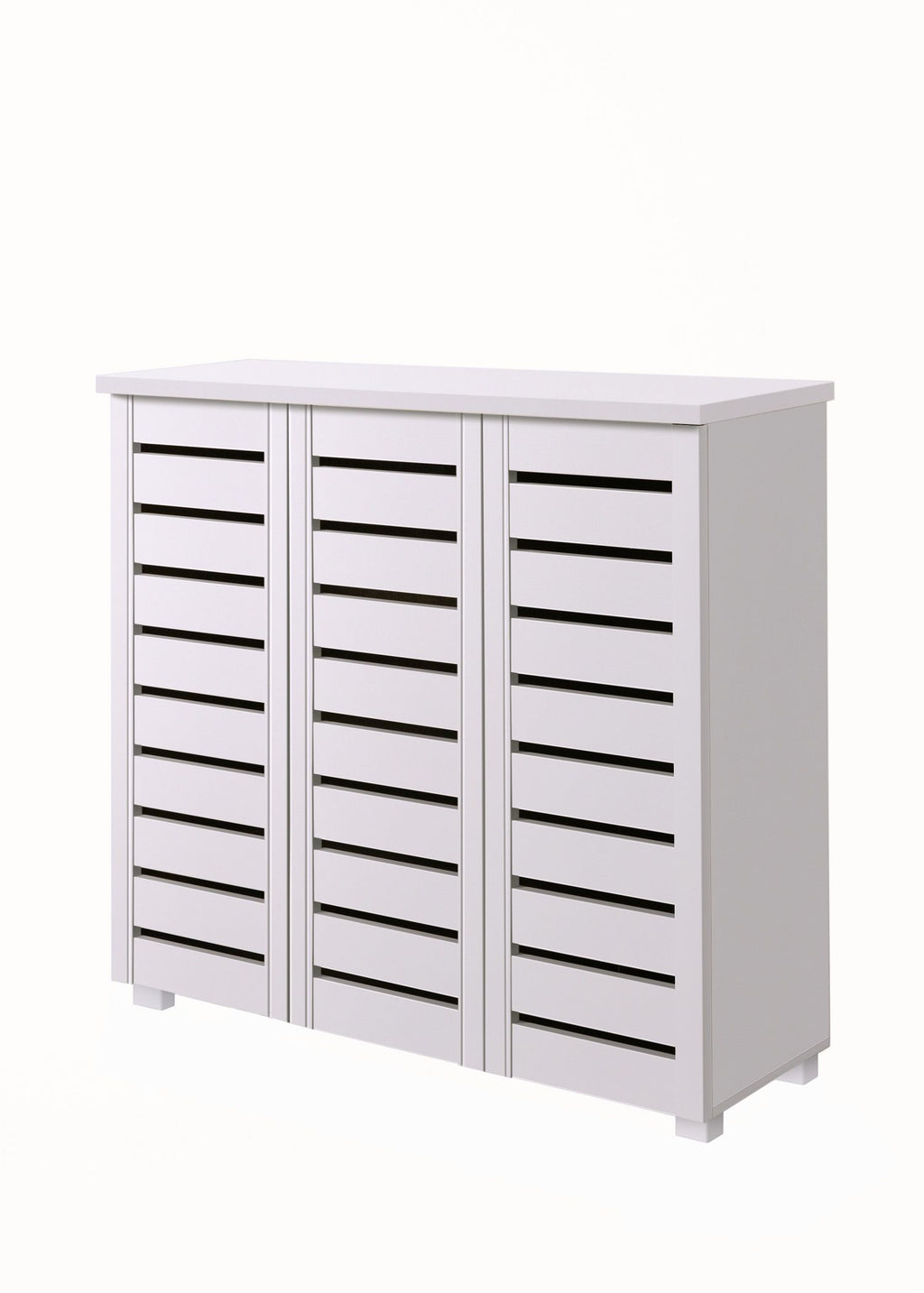 Essentials 3 Door Shoe Cabinet