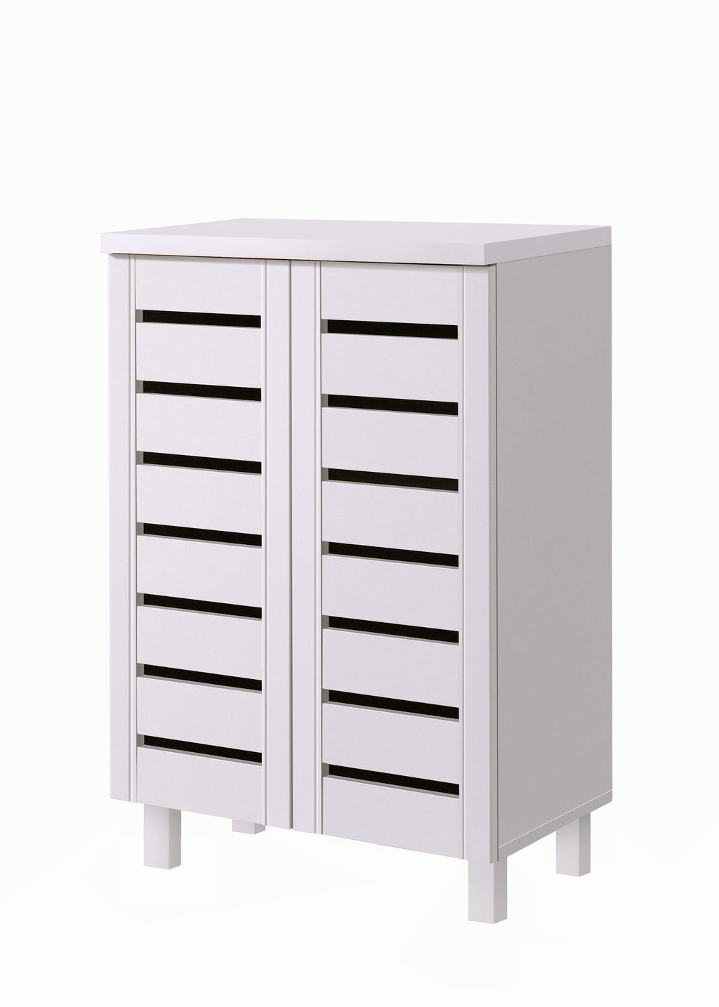 Essentials 2 Door Shoe Cabinet