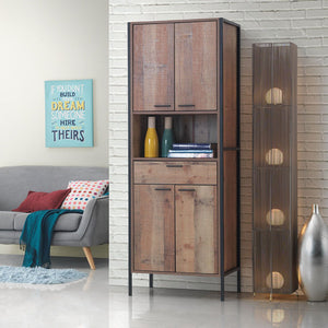 Stretton Tall Storage Cabinet