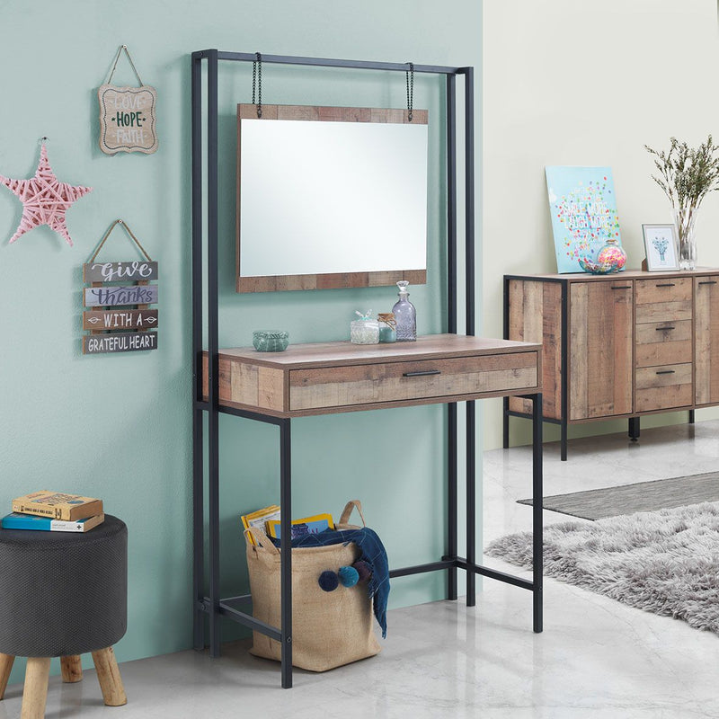 Stretton Mirrored Dressing Table