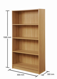 Essentials Tall Bookcase