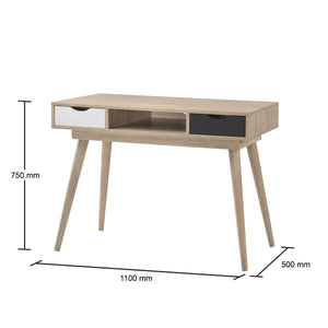 Alford 2 Drawer Desk