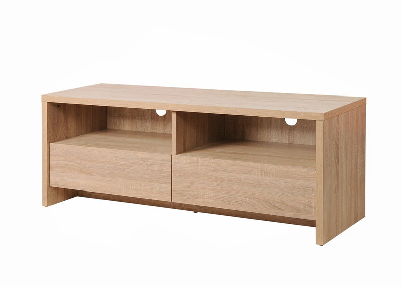 Essentials 2 Drawer TV Cabinet