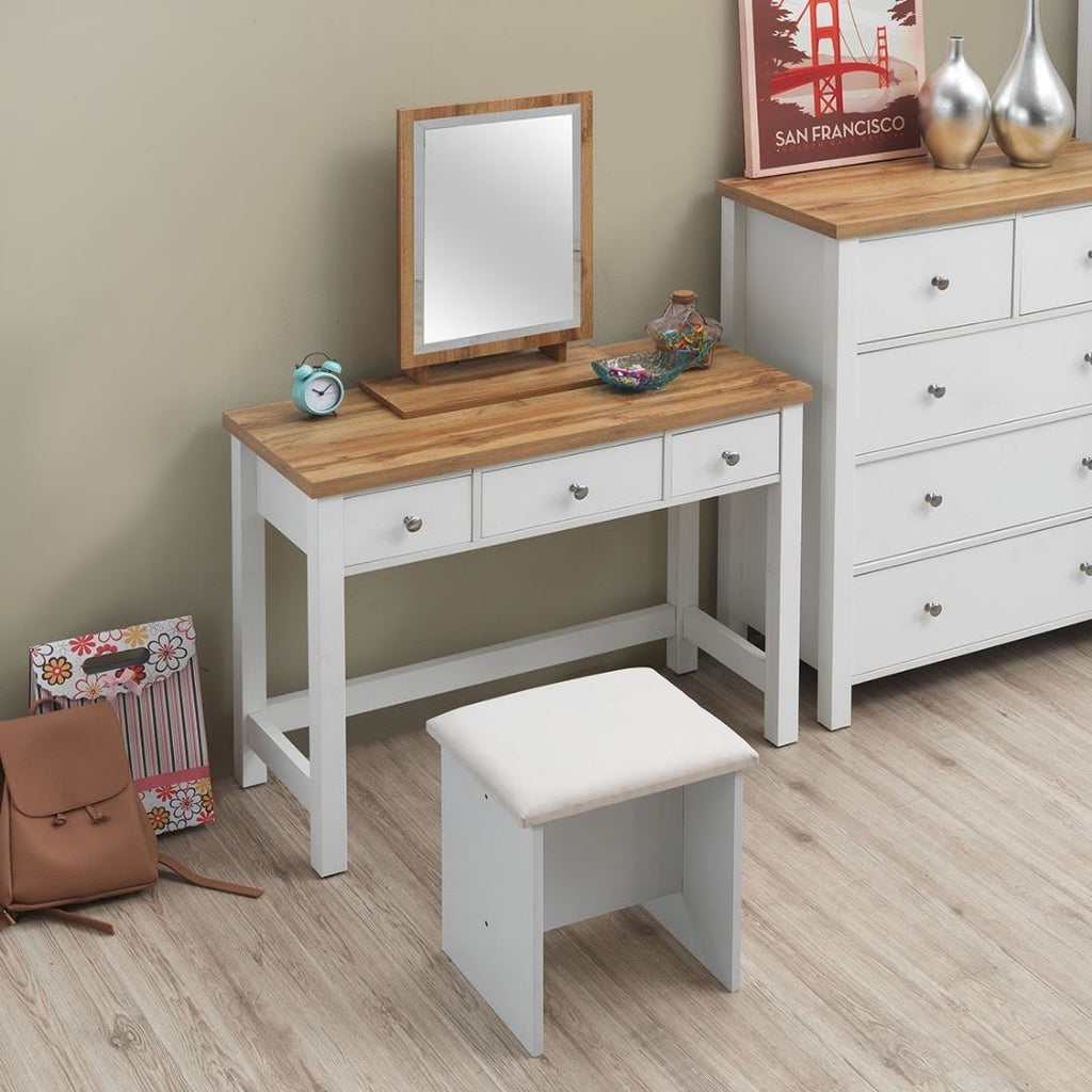 Astbury 3 Drawer Dressing Table