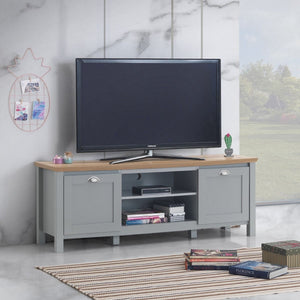 Eaton 2 Door TV Cabinet