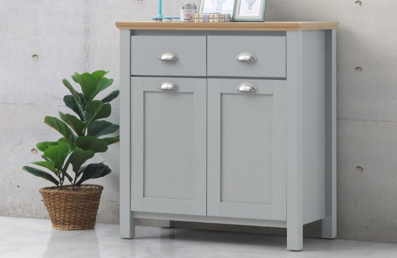 Eaton Compact 2 Door 2 Drawer Sideboard