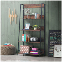 Abbey 4 Tier Bookcase