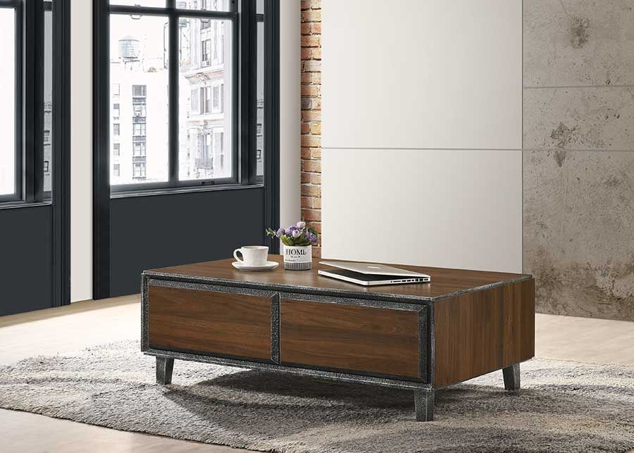 Bretton 2 Drawer Coffee Table