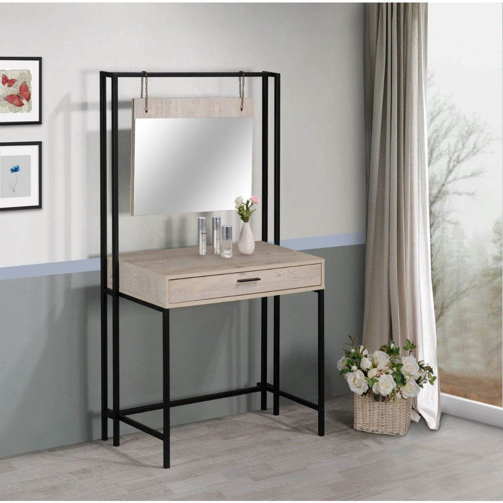 Zahra Dressing Table With Mirror