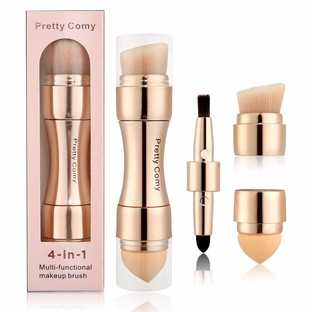 FIT ME - 4 in 1 Makeup Brush