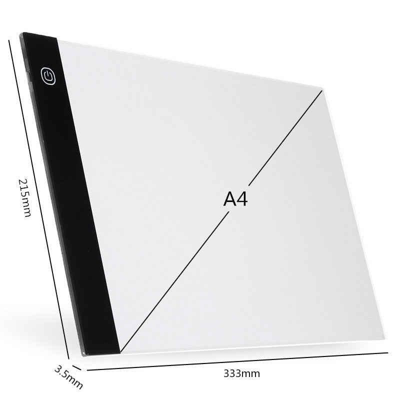 ULTRASLIM - LED Drawing Light Pad - U1