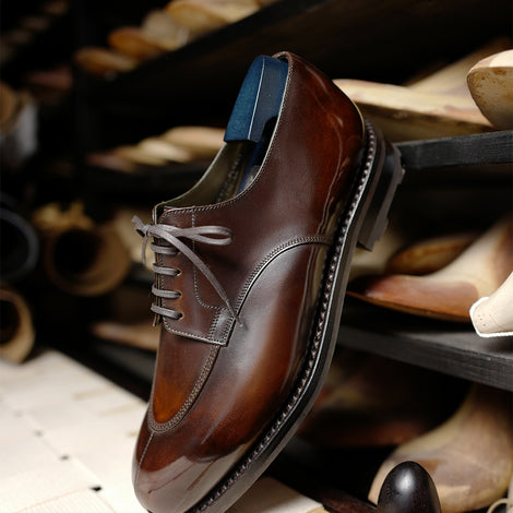 JM Weston Collaboration Shoes