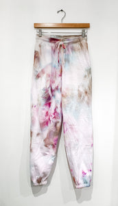 Ice Dyed Multi-Colored 90's Sweatpants