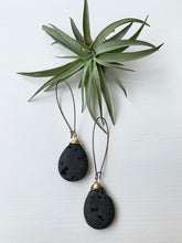 Load image into Gallery viewer, Large Agate Druzy Drop Earring