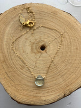 Load image into Gallery viewer, Simple Stone Necklace