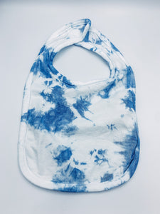 Tie Dyed Infant Bibs