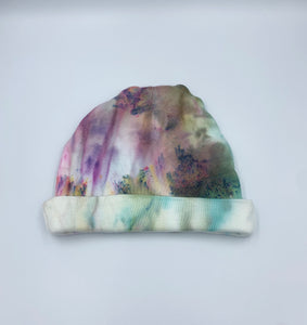 Tie Dyed Infant Cap