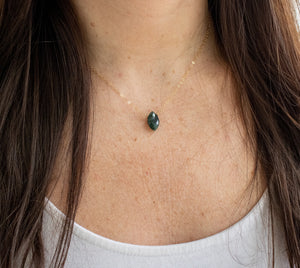 Limited Edition Emerald Necklace