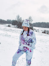Load image into Gallery viewer, Ice Dyed Multi-Colored Sweatshirt