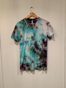 Ice Dyed Multi-Colored Unisex Tee