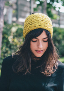 Knit Winter Headband