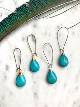 Load image into Gallery viewer, Stone Drop Earring