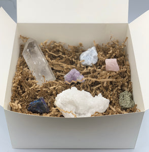 Crystal Starter Kit Bundle