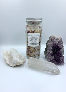 Rose, Calendula, and Lavender Bath Sea Salts