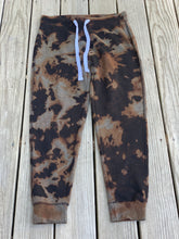 Load image into Gallery viewer, Reverse tie dye sweatpants