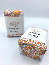 Load image into Gallery viewer, Olive Oil Bar Soap - Orange Honey Scented