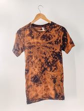 Load image into Gallery viewer, Acid Wash Dyed Unisex Tee