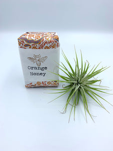 Olive Oil Bar Soap - Orange Honey Scented