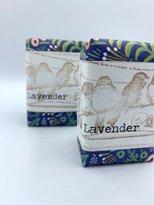 Olive Oil Bar Soap - Lavender Scented