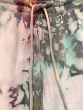 Load image into Gallery viewer, Ice Dyed Multi-Colored Jogger Sweatpants