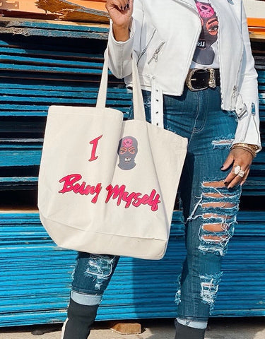 BEING ME TOTE BAG